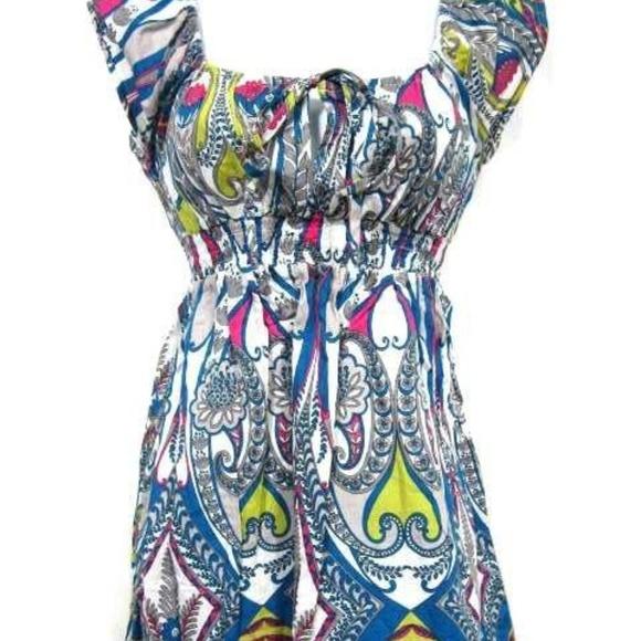 aea460fa161a Charlotte Russe Tops | Tunic Shirt Empire Waist S | Poshmark
